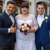 esküvői ceremóniamester,  | Kitti & Feri