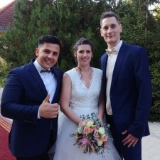 esküvői ceremóniamester,  | Fruzsi & Ádám