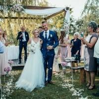esküvői ceremóniamester,  | Timi & Robi - Nádas Pihenőpark