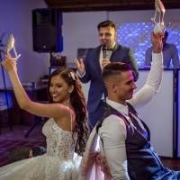 esküvői ceremóniamester,  | Tibi & Szandi - Kék Duna Vendéglő